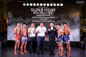 PHUKET SUPER FIGHT REAL MUAY THAI 2020